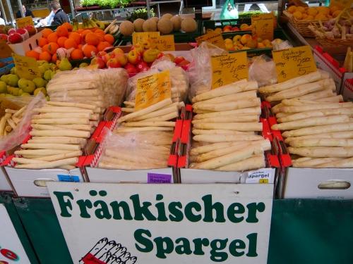 Bavière, Pacques, marché couleurs