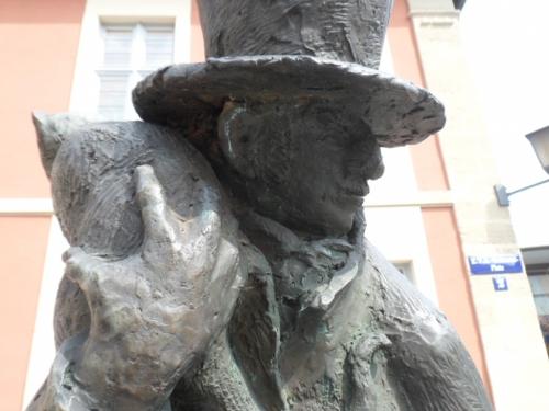 Auteurs, Allemagne, Hoffmann, Le Chat Murr