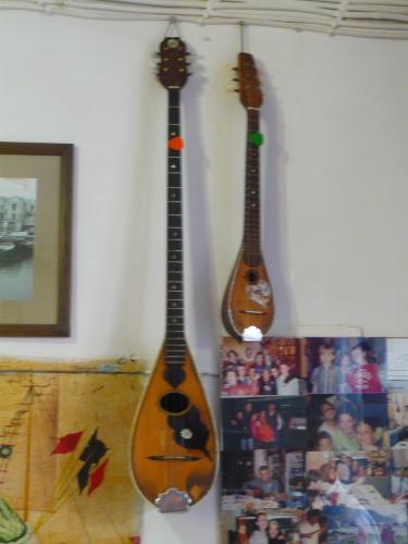 instruments musique, Baghlama, photos, été, vacancees