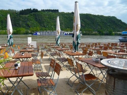 Allemagne, Andernach, vallée du Rhin